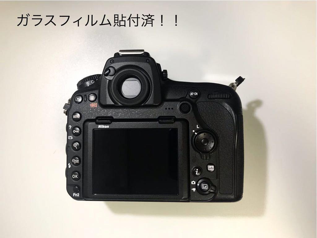 超美品! ニコン NIKON D850 オプション多数付 デジタル 一眼レフ カメラ ボディ 本体 4575万画素 最高約9コマ/秒_画像6