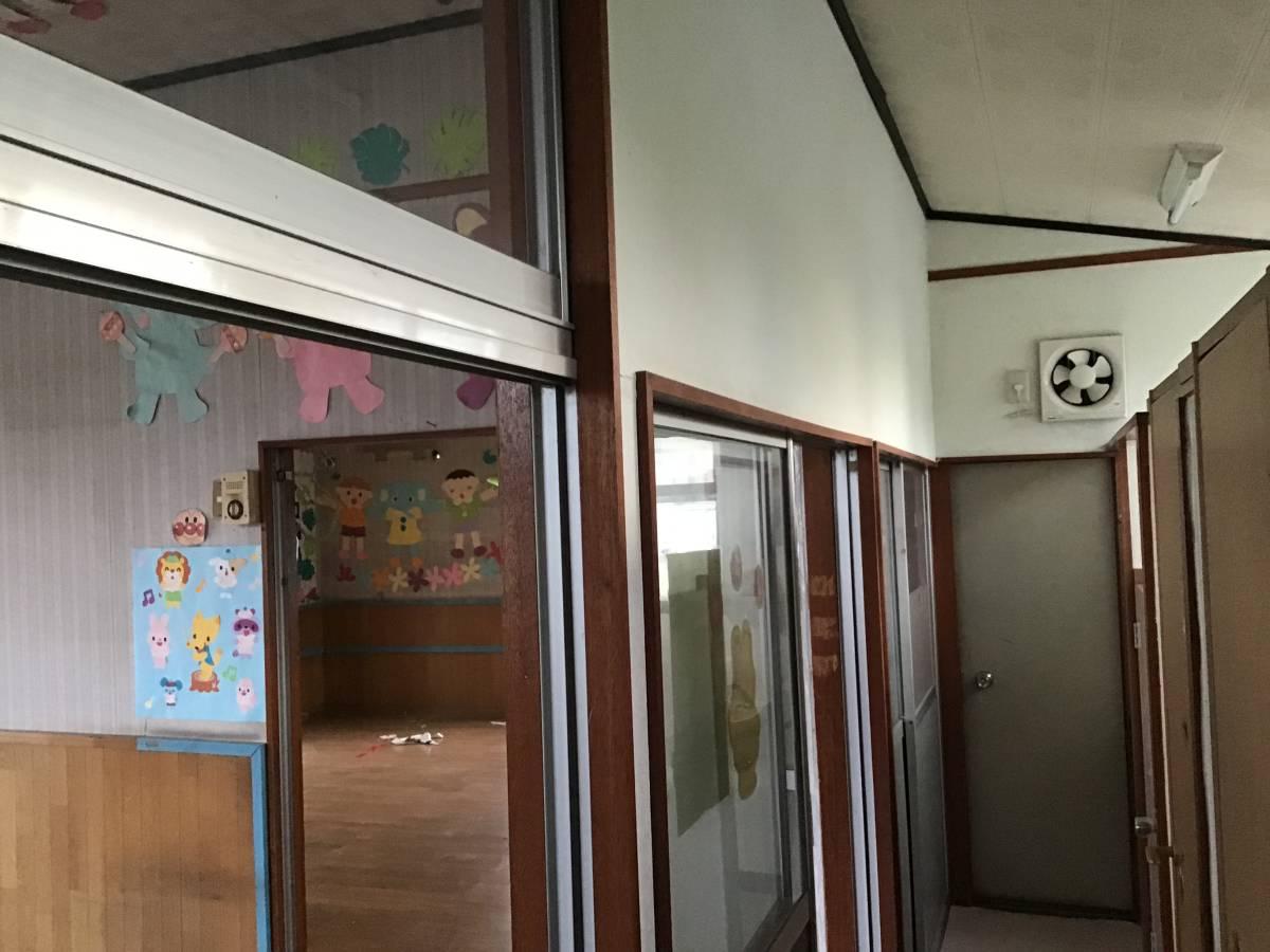 約50坪 保育園 中古 プレハブ 未解体 リユースに 倉庫などに 埼玉県久喜市_画像6