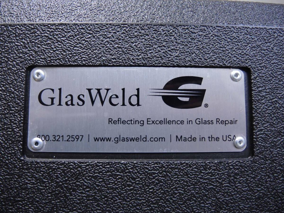 美品◎Glas Weld/グラスウエルド☆スクラッチウォーターシステム Gforce ガラス研磨☆☆_画像4