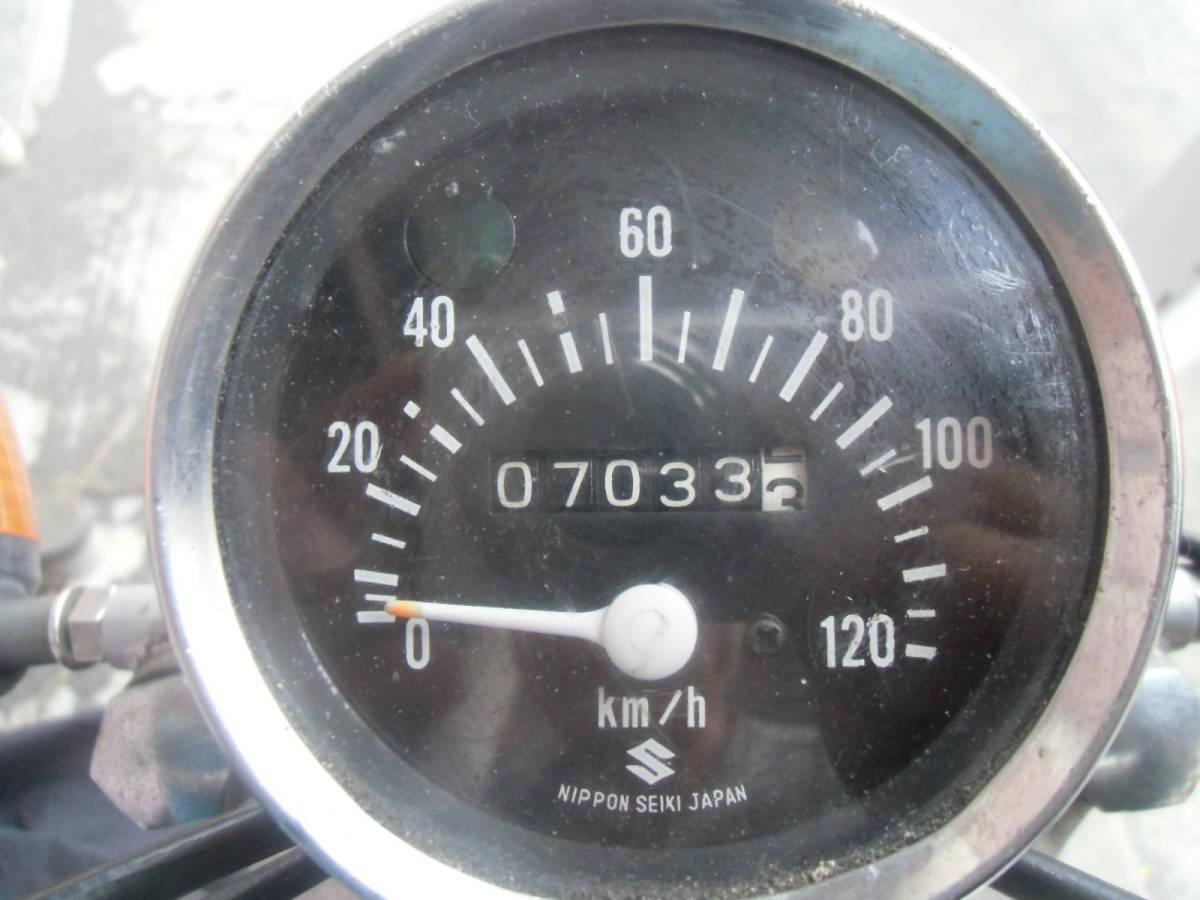 旧車スズキ 1969年 AC50 程度良 実動 レストア済み 検索 as50 as90 ac90 t90 _画像6