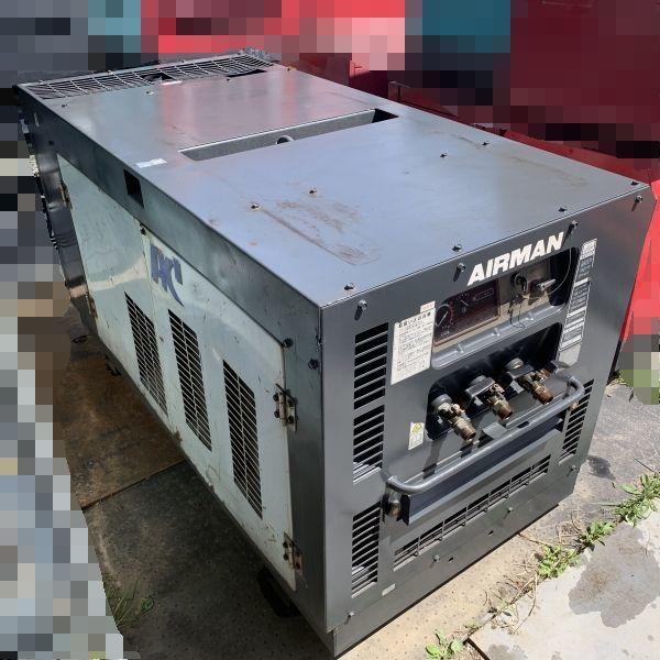 【アフタークーラー】AIRMANエアマン エアーコンプレッサー PDS175SC_画像2