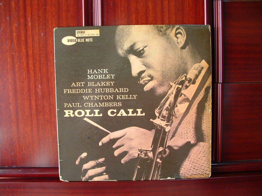 【オリジナル入手困難】HANK MOBLEY / Roll Call (DG,63rd,RVG,Ear,Blue Note)_画像1