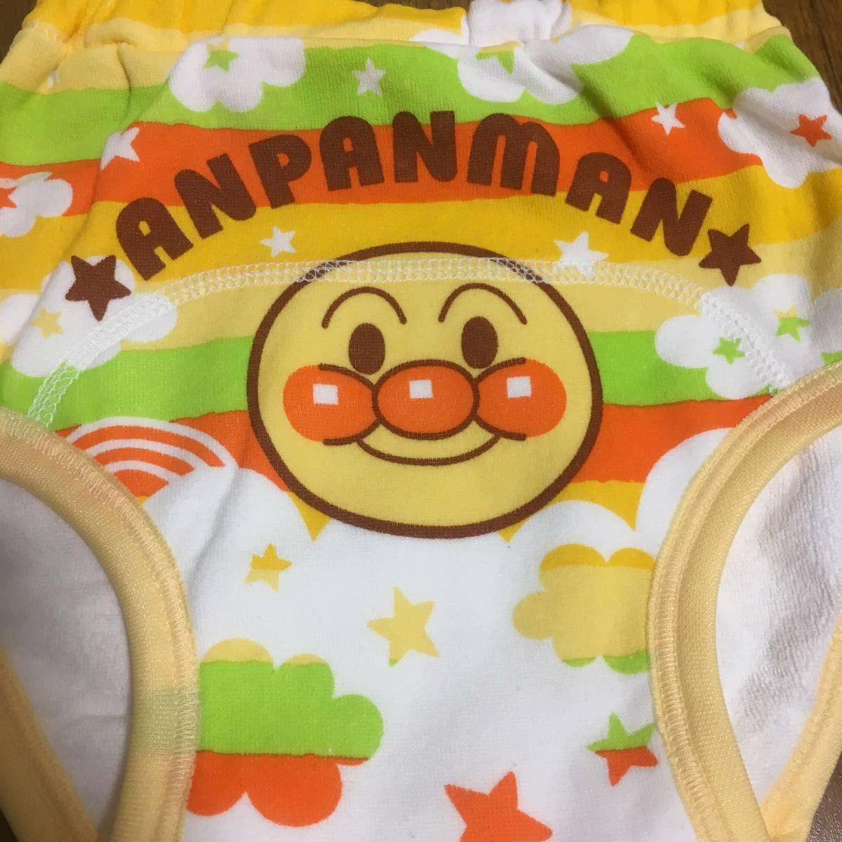 ♪トレーニングパンツ♪アンパンマン3枚セット♪水通しのみ未使用♪あんぱんまん♪_画像6