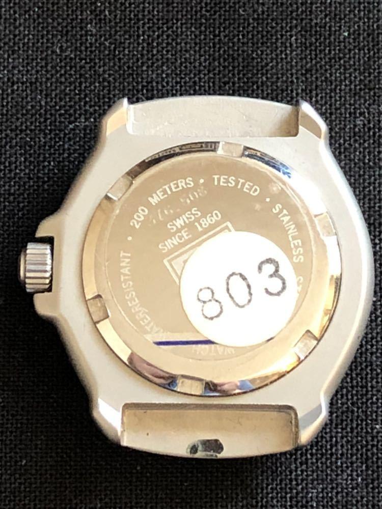 新品未使用 TAG HEUERタグホイヤー フォーミュラ1 プロフェッショナル200m 376.508 レディースダイバー クオーツ式腕時計 80~90年代?_画像2