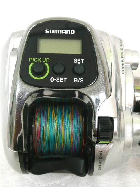 0.5km シマノ フォースマスター 400 SHIMANO ForceMaster 小型電動リール_画像5