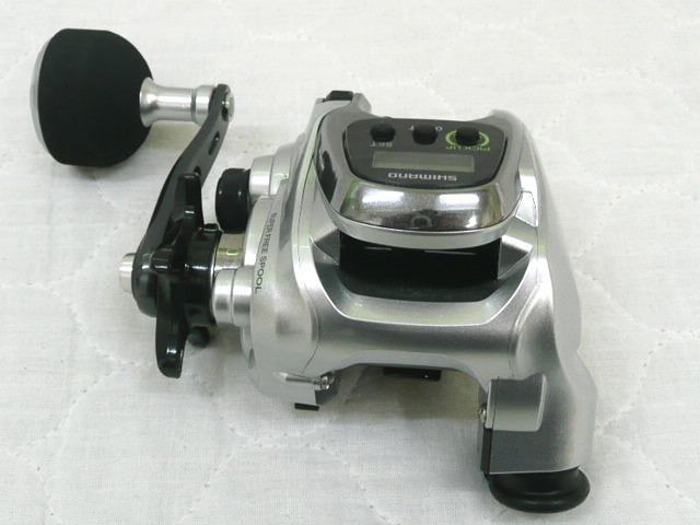 0.5km シマノ フォースマスター 400 SHIMANO ForceMaster 小型電動リール_画像3