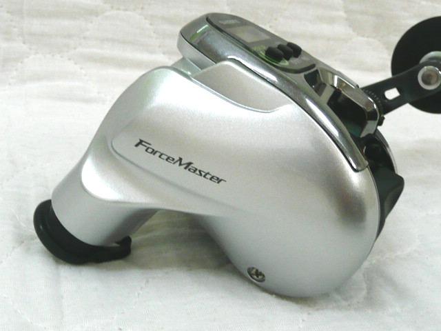0.5km シマノ フォースマスター 400 SHIMANO ForceMaster 小型電動リール_画像4