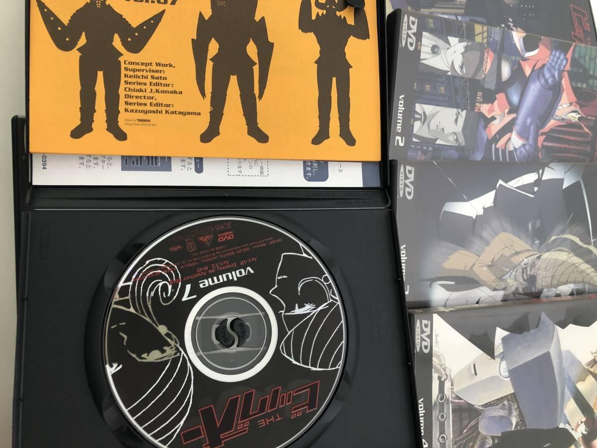 HA0181 DVD THE ビッグオー SECOND SEASON volume セット_画像6