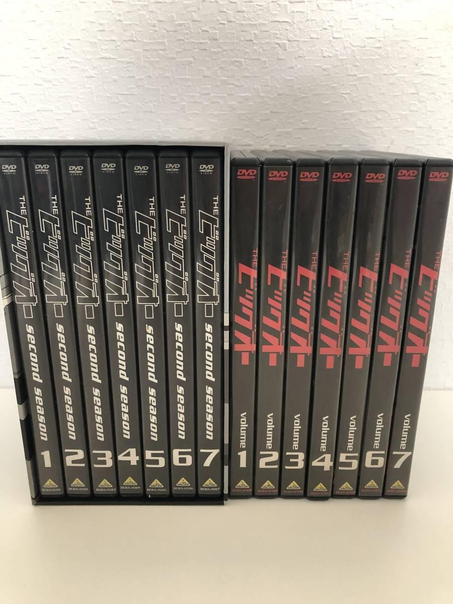 HA0181 DVD THE ビッグオー SECOND SEASON volume セット