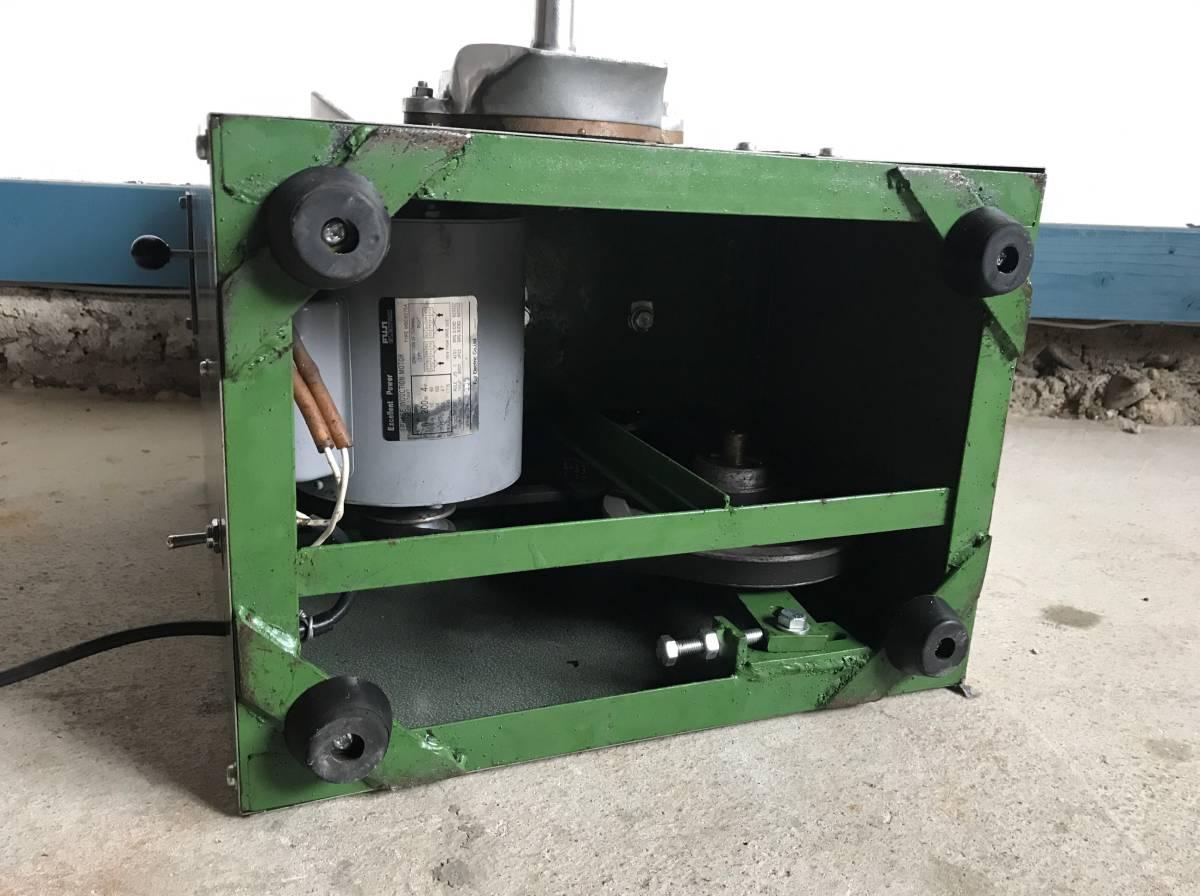 小野機械製造所 製粉機 小麦粉 米粉 そば粉 蕎麦 _画像2