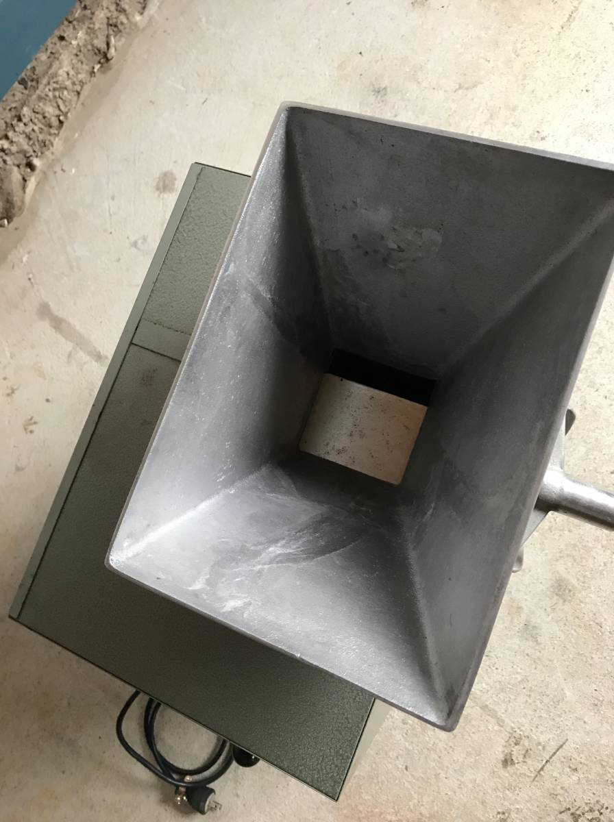 小野機械製造所 製粉機 小麦粉 米粉 そば粉 蕎麦 _画像6