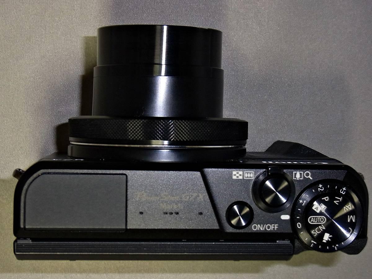 キャノン CANON デジタルカメラ PowerShot G7X MarkⅡ (ジャンク)_画像4