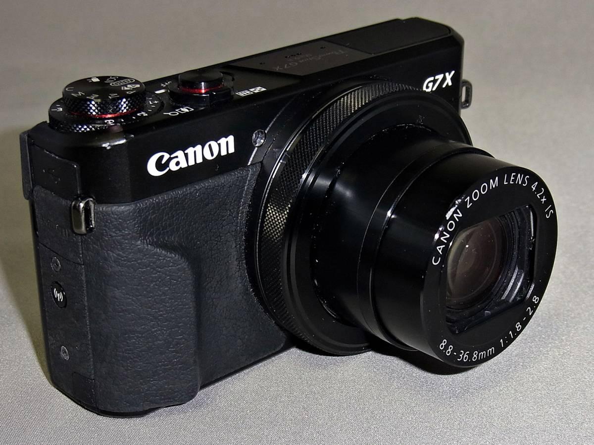 キャノン CANON デジタルカメラ PowerShot G7X MarkⅡ (ジャンク)