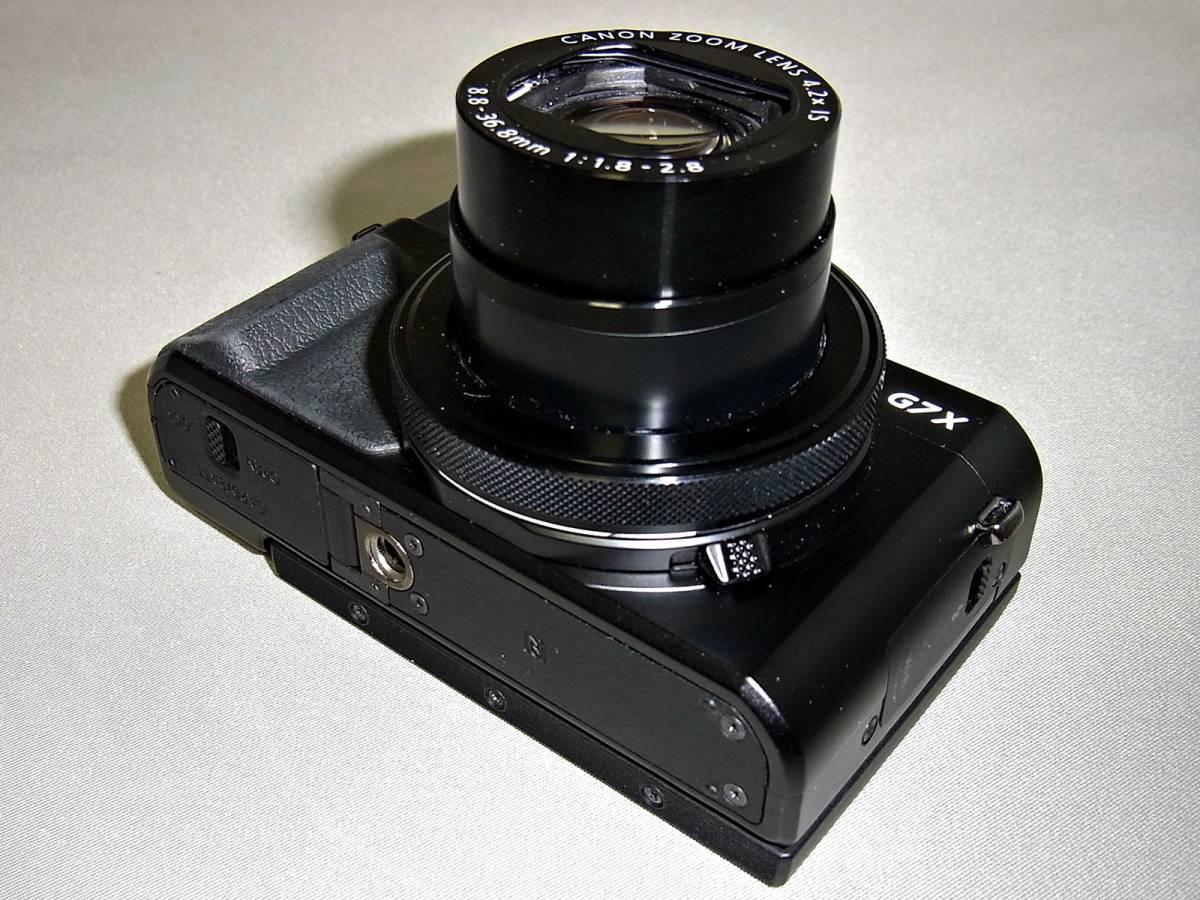キャノン CANON デジタルカメラ PowerShot G7X MarkⅡ (ジャンク)_画像6