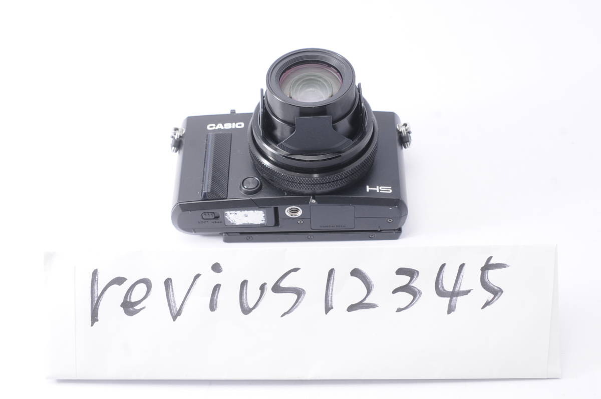 #H27R CASIO EXLIM EX-100 HS デジタルカメラ カシオ_画像5