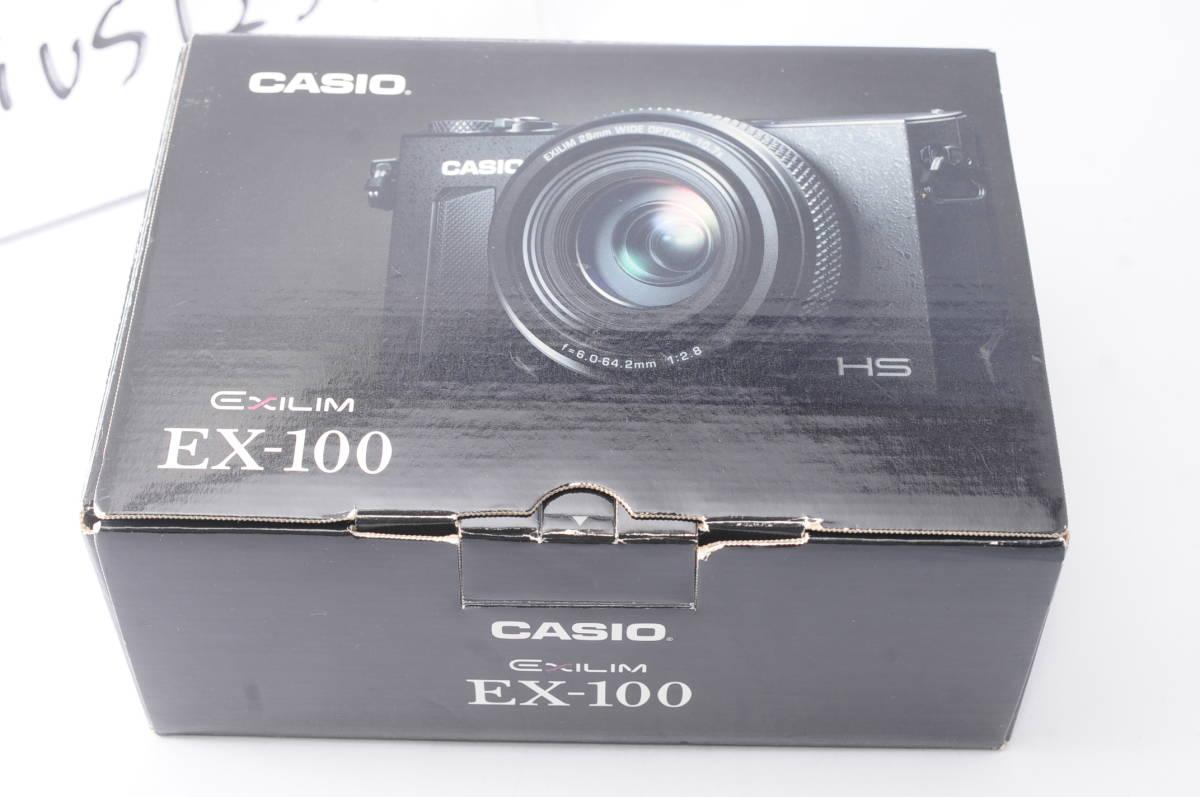 #H27R CASIO EXLIM EX-100 HS デジタルカメラ カシオ_画像8
