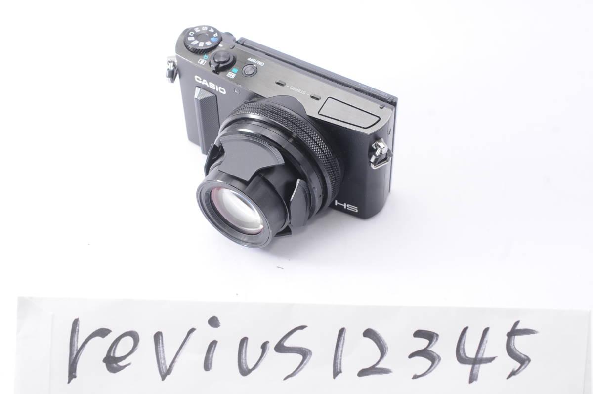 #H27R CASIO EXLIM EX-100 HS デジタルカメラ カシオ_画像2