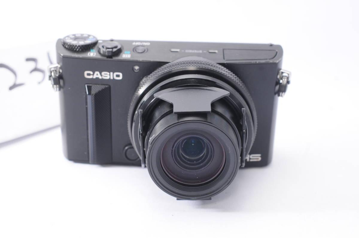 #H27R CASIO EXLIM EX-100 HS デジタルカメラ カシオ_画像6