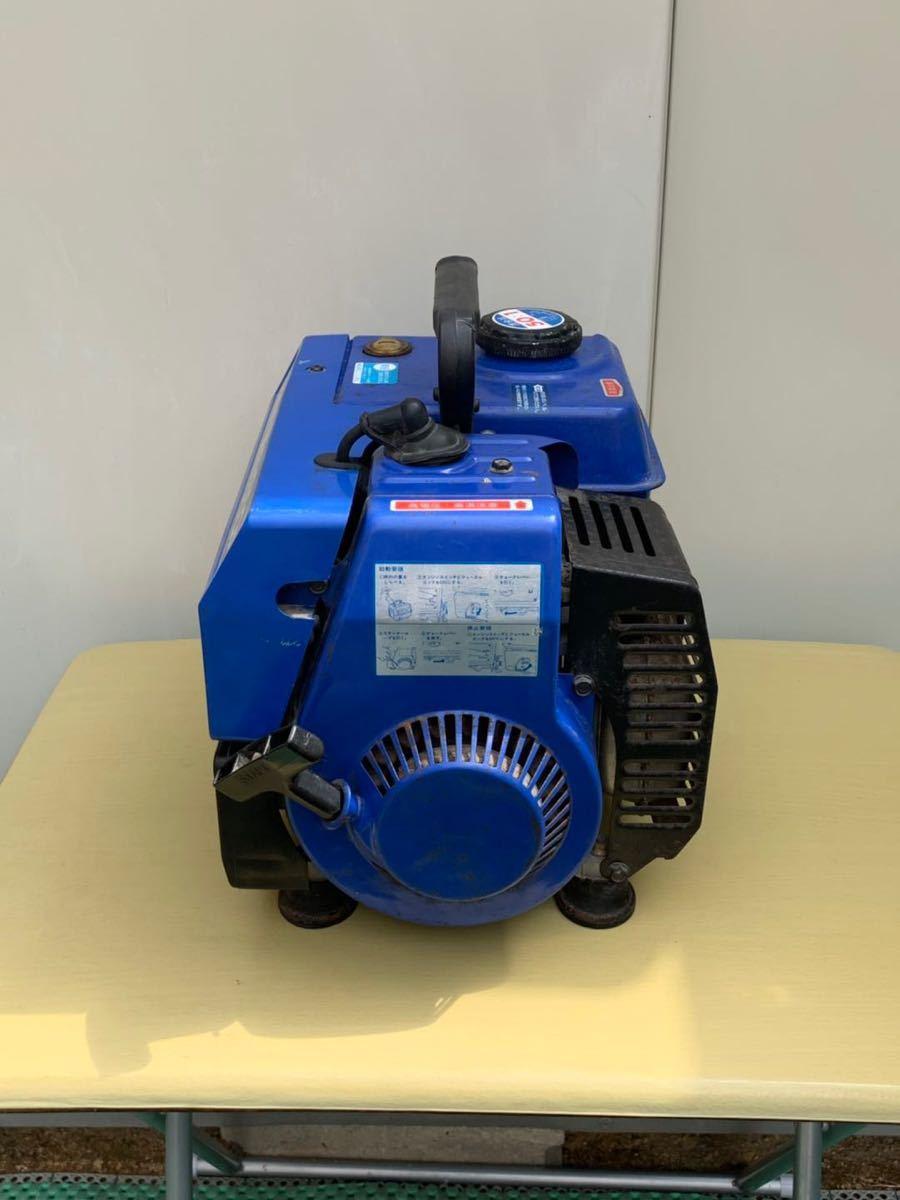 【ジャンク】SUZUKIスズキ 発電機/SX650R、ブラシレス 小型発電機 60Hz、動作未確認現状品_画像8