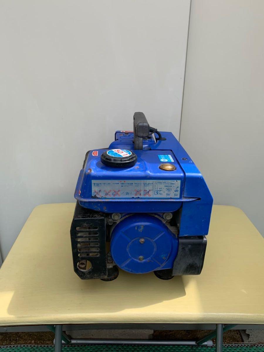 【ジャンク】SUZUKIスズキ 発電機/SX650R、ブラシレス 小型発電機 60Hz、動作未確認現状品_画像6