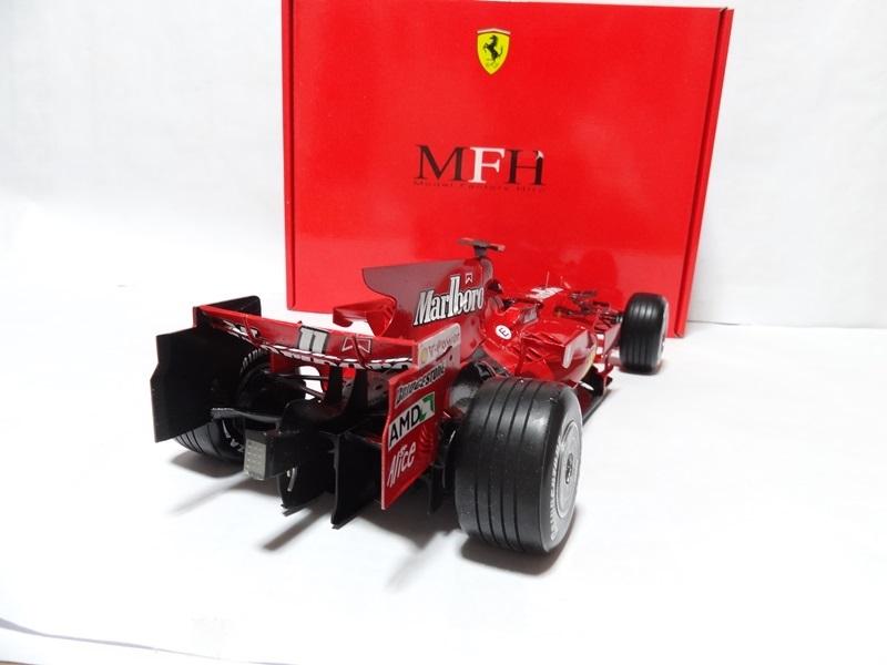 1/12 フェラーリ F2008 Ver.A 完成品 MFH _画像6