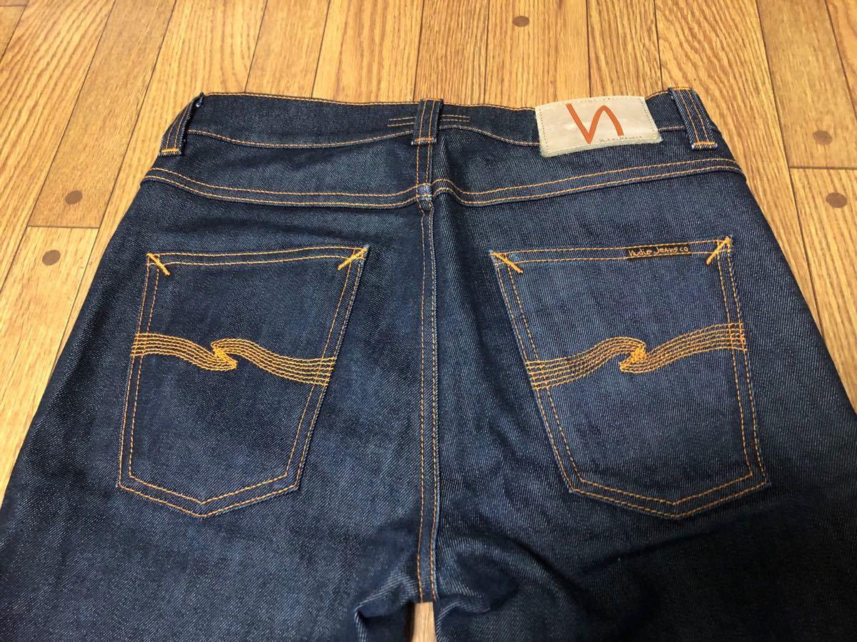 Nudie Jeans LEAN DEAN サイズW29L30_画像3