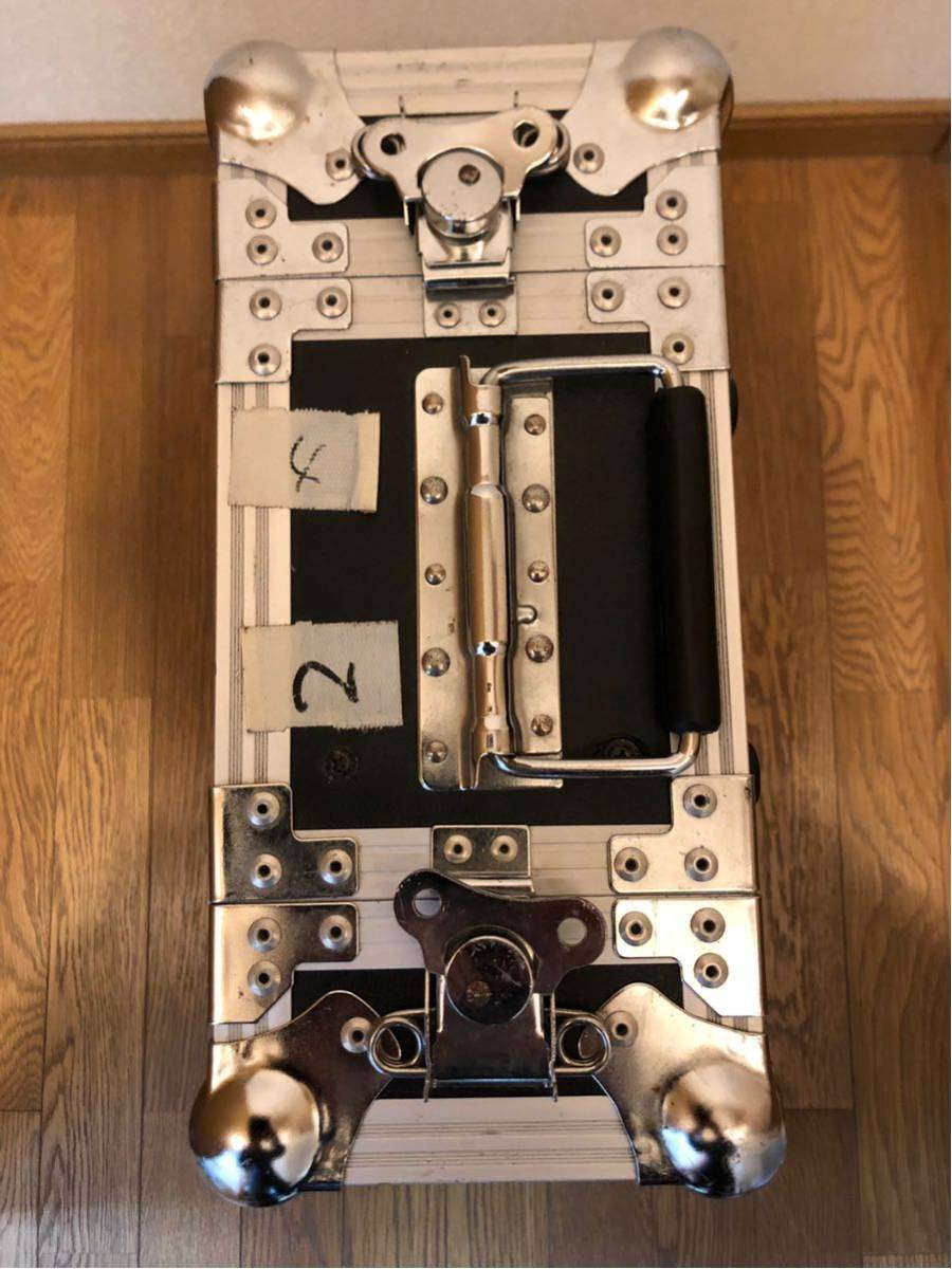 FURMAN rack rider RR-15 2Uラックケース 付属 電源_画像5