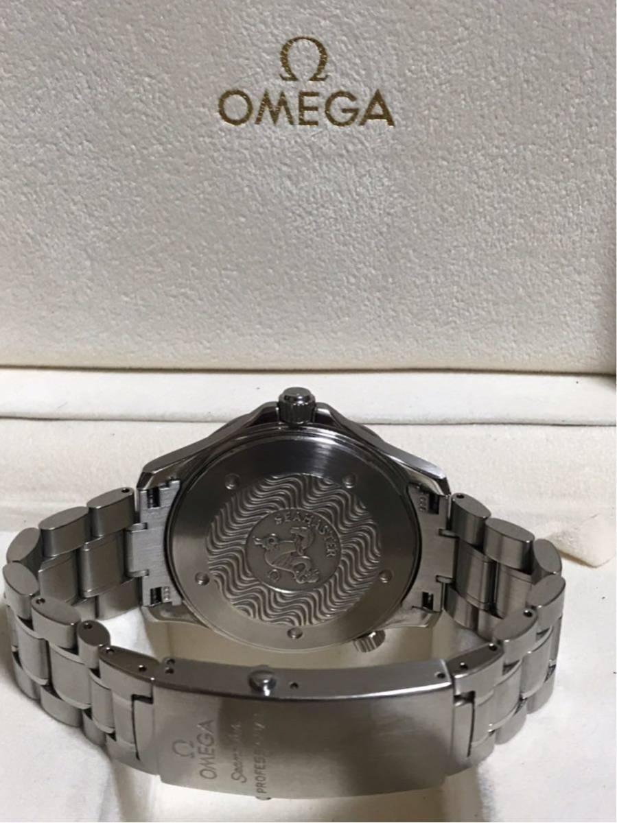 【送料無料】OMEGA/シーマスタープロ_画像3
