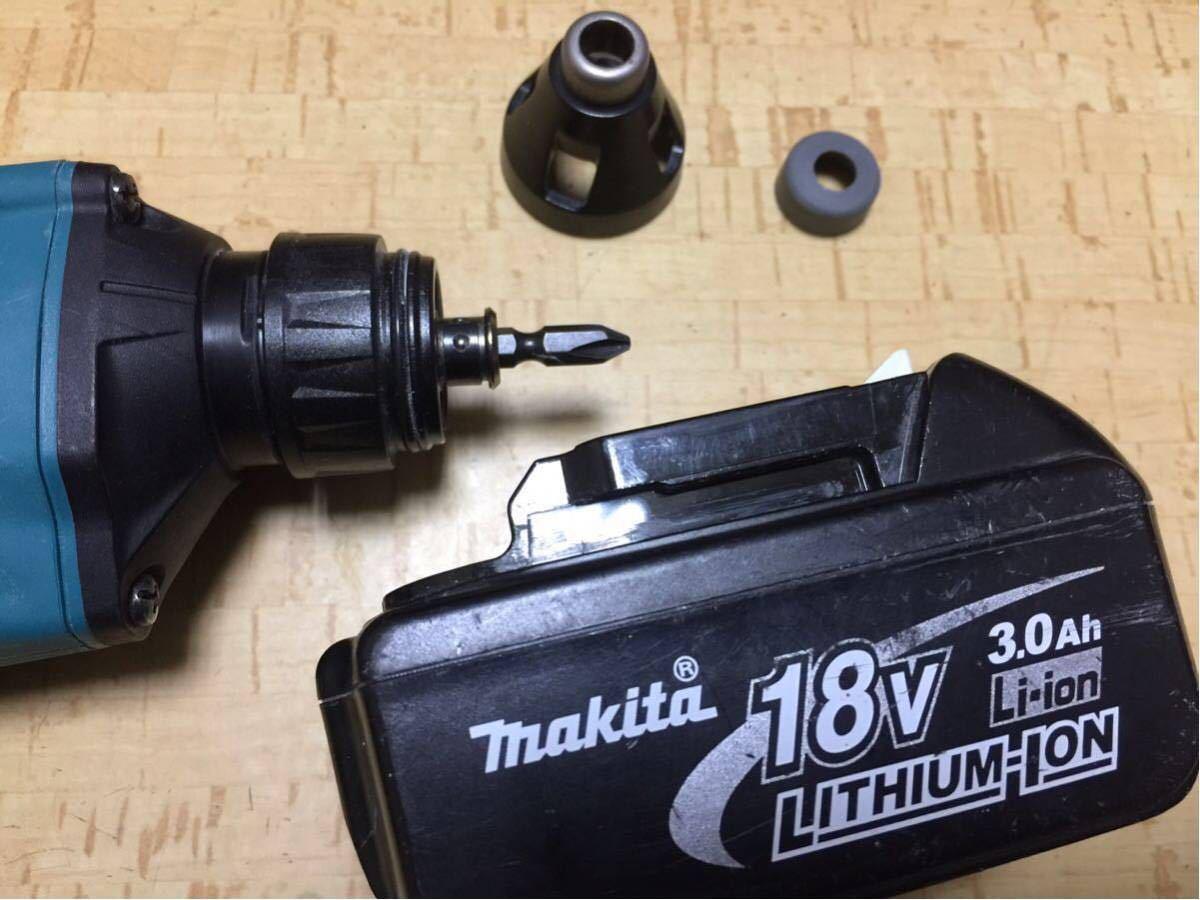 マキタ 18v スクリュードライバ FS454D_画像9