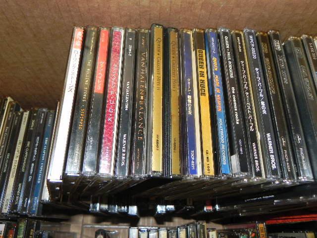 ☆洋楽ロック・ポップス CD まとめて約100枚以上 ハードロック//クイーン/QUEEN//KISS 等 ※現状品 _画像2