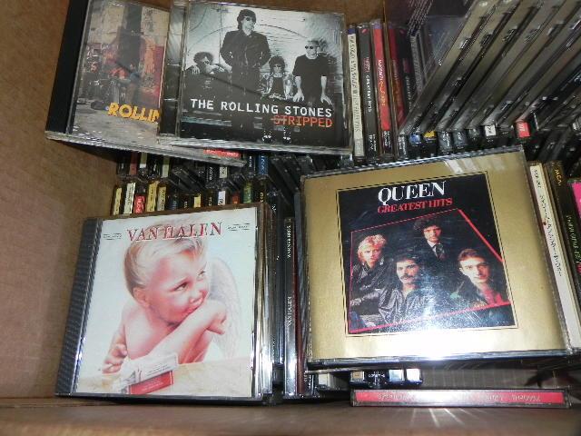 ☆洋楽ロック・ポップス CD まとめて約100枚以上 ハードロック//クイーン/QUEEN//KISS 等 ※現状品 _画像6