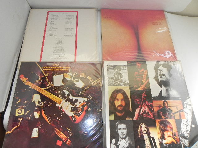LPレコード☆Eric Clapton /エリック・クラプトン☆8枚まとめて!_画像3