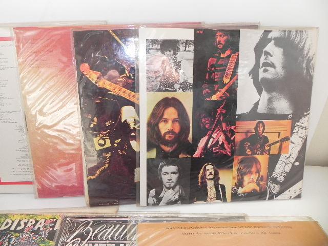 LPレコード☆Eric Clapton /エリック・クラプトン☆8枚まとめて!_画像7