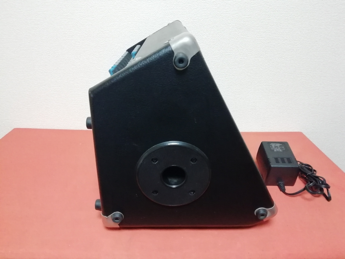 CRATE TX50D Limo/充電式 動作OK バッテリー新品 路上 ウッドキャビタイプ_画像7