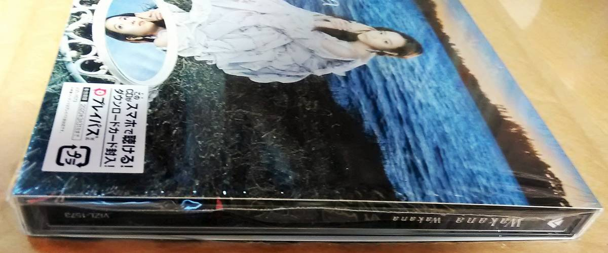 ■大阪会場限定ポスター付 Wakana CD+DVD 初回限定盤A 美品 Kalafina_画像4