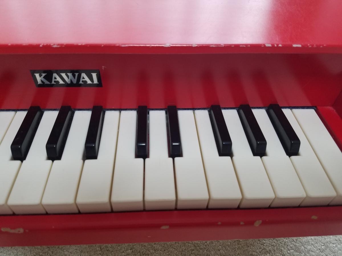 【送料込み】中古KAWAIミニピアノ カワイ_画像4