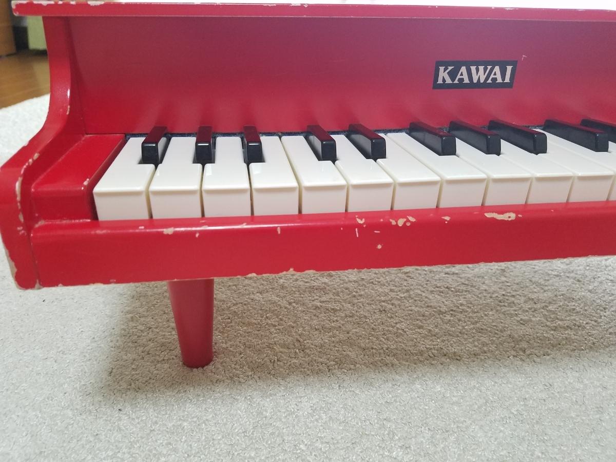 【送料込み】中古KAWAIミニピアノ カワイ_画像8