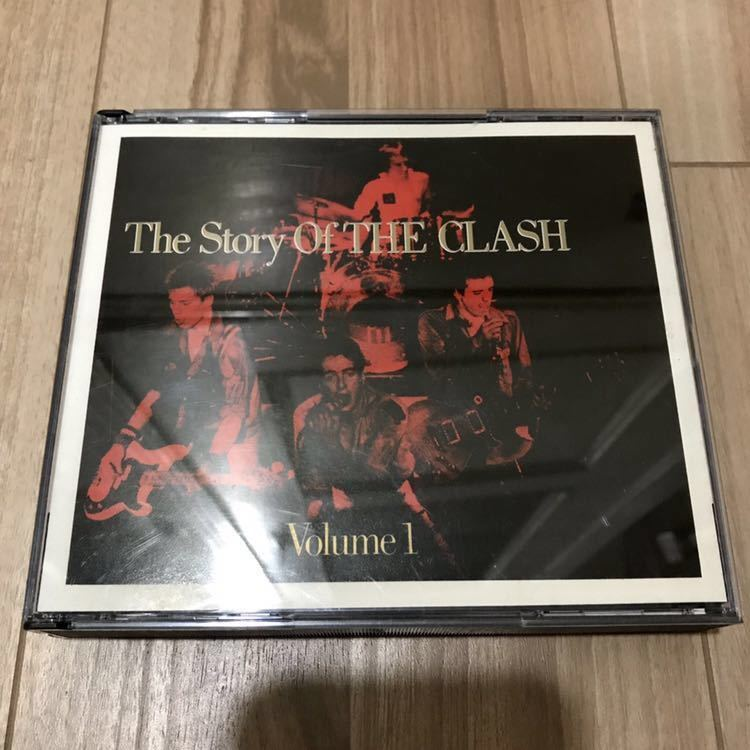 The Clash ザ・クラッシュ THE STORY OF THE CLASH VOLUME 1 CD 国内盤 2枚組