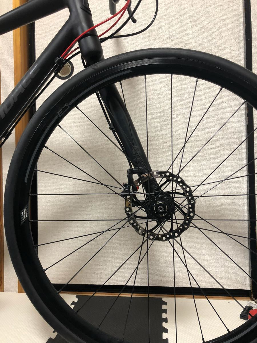 CANNONDALE BAD BOY DISK Lefty 2010 Deore3x9s _画像10