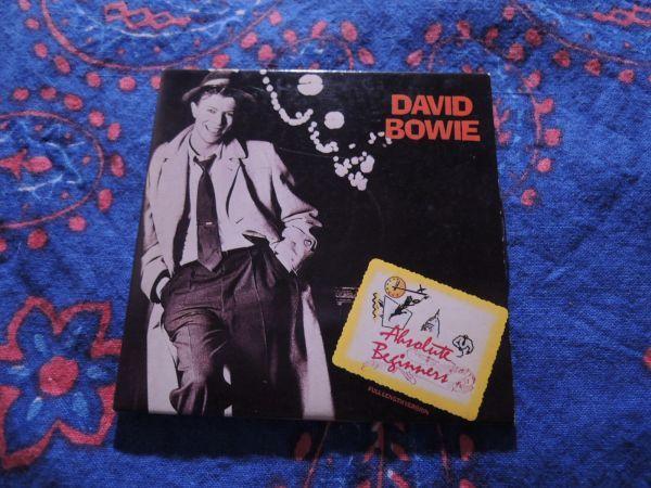 """稀少 3""""CDシングル DAVID BOWIE ABSOLUTE BEGINNERS/CDT20/Austria盤◇8センチCDS デヴィッド・ボウイ 8cmCDシングル"""