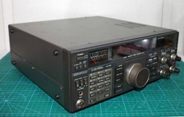 ケンウッド TS-790S 50W機 144/430MHz 動作品 /310401_画像3