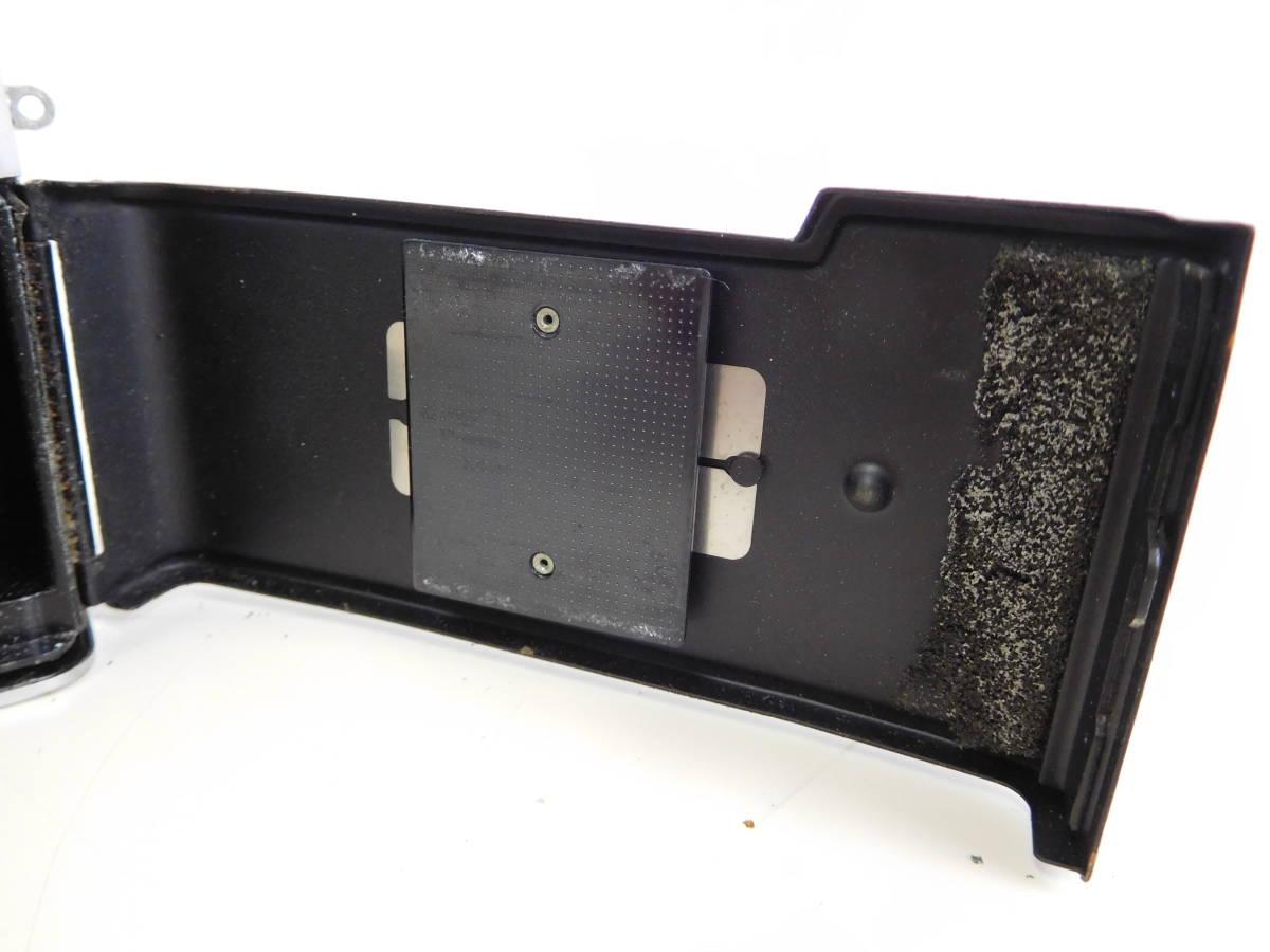 OLYMPUS オリンパス PEN EE3 EE-3 フラッシュ付き PS 200 QUICK シャッター確認済み 4:20JKL0.5_画像5