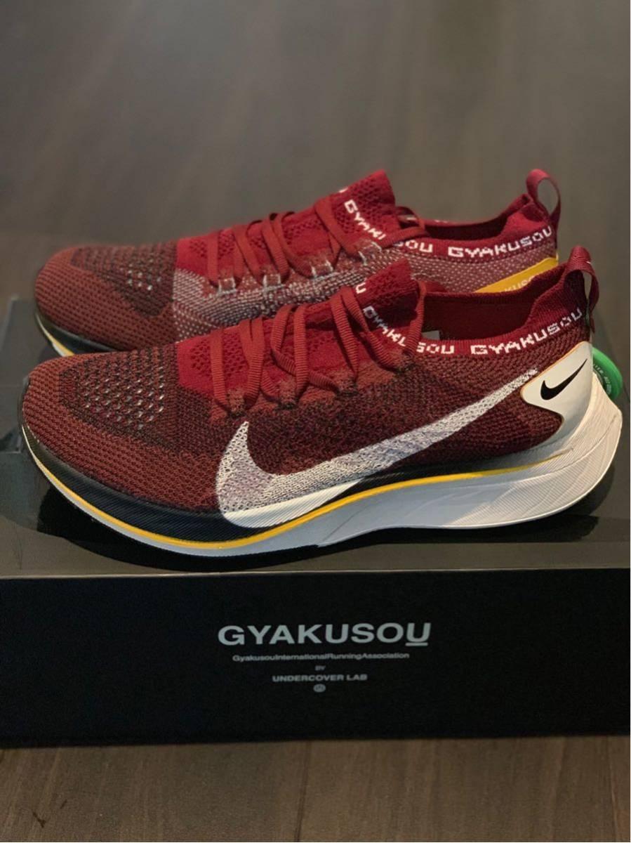 ★新品 Gyakusou vaporfly4% 日本未発売サイズ25.5cm ギャクソウ ヴェイパーフライ ナイキ Nike