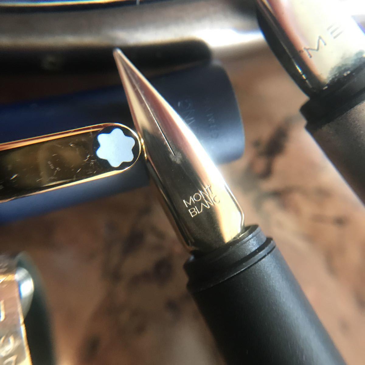 MONT BLANC モンブラン 万年筆 ボールペン おまとめ_画像5