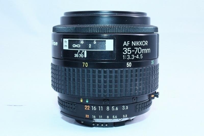 ★極上美品★☆初心者入門セット☆ Nikon ニコン D70 レンズセット / Nikon AF35-70mm / フィルター付きの綺麗なレンズです!_画像7