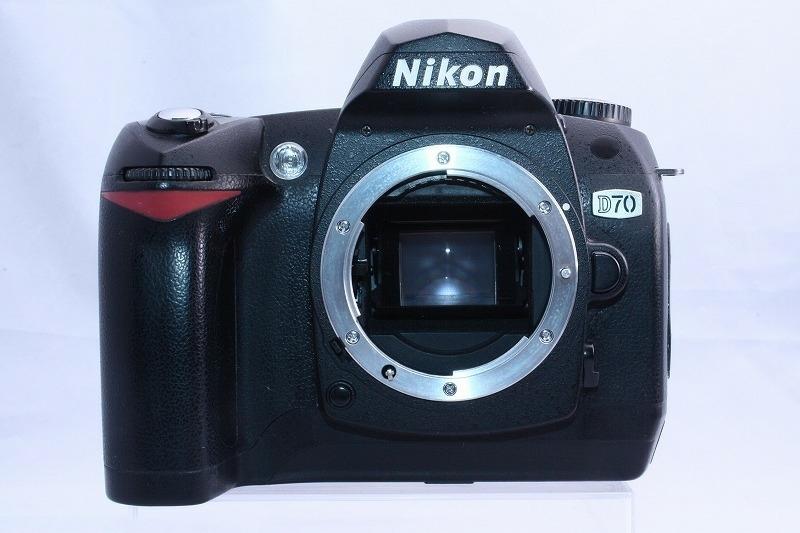 ★極上美品★☆初心者入門セット☆ Nikon ニコン D70 レンズセット / Nikon AF35-70mm / フィルター付きの綺麗なレンズです!_画像2