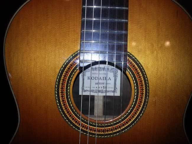 KODAIRA ARTISTMODEL AST50 小平ギター_画像6