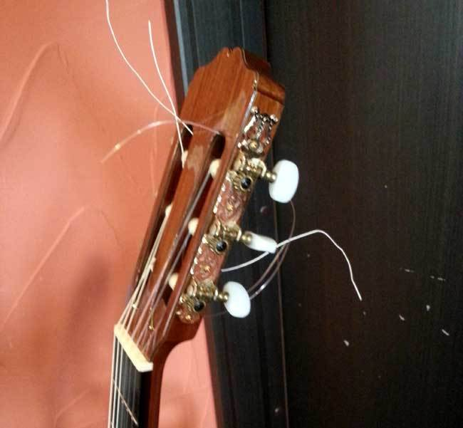 KODAIRA ARTISTMODEL AST50 小平ギター_画像4