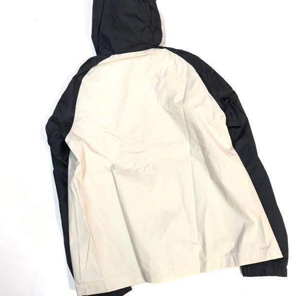 NIKE ナイキ ウーブントラックスーツ パンツ 上下セット ベージュ黒 L 928120-013_画像3
