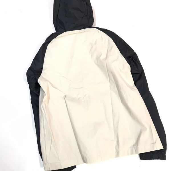 NIKE ナイキ ウーブントラックスーツ パンツ 上下セット ベージュ黒 XL 928120-013_画像3